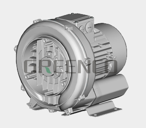 2RB 230-7AH26 side channel blower image and picture