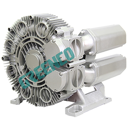 3RB 350-1AAT26 side channel blower image and picture