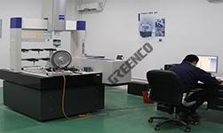 Q&C Department GREENCO Side Channel Blower Equipments