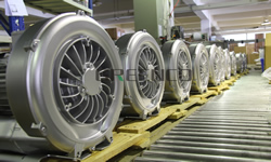 Packing Line GREENCO Side Channel Blower Equipments