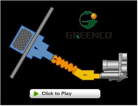 side channel blower Evaporator application