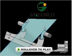 side channel blower paper scrap application