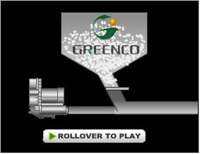side channel blower powder transfer application