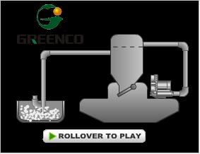 side channel blower transfer application